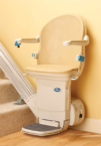 Straight Stairlifts - click here!
